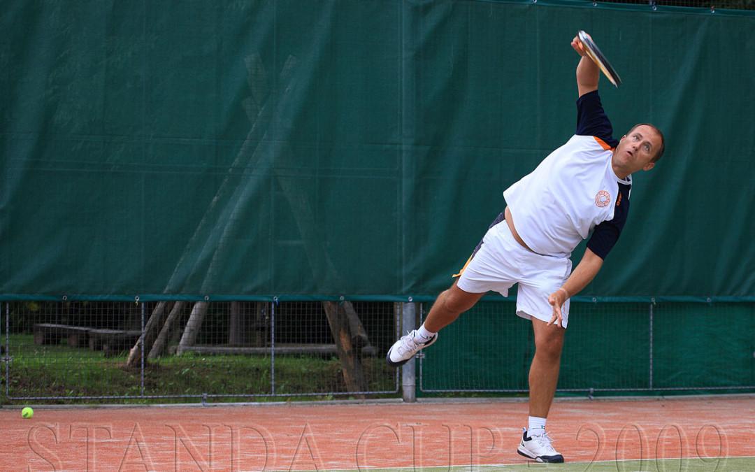 Akce pro tenisty